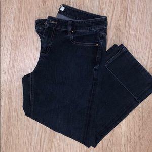 WHBM Jeans - Dark Wash